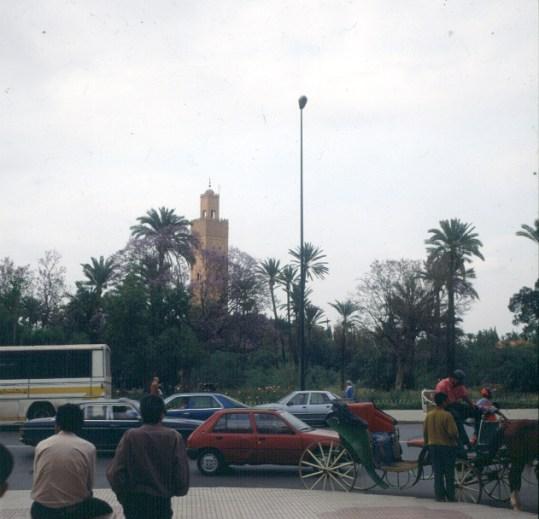Marokko-Matrakesch Kutubia-1995