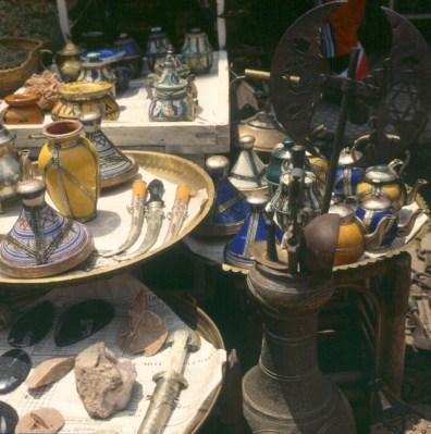 Marokko-Marrakesch Souvenirs 1995
