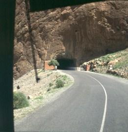 Marokko-Tunnel der Legionaire 1995