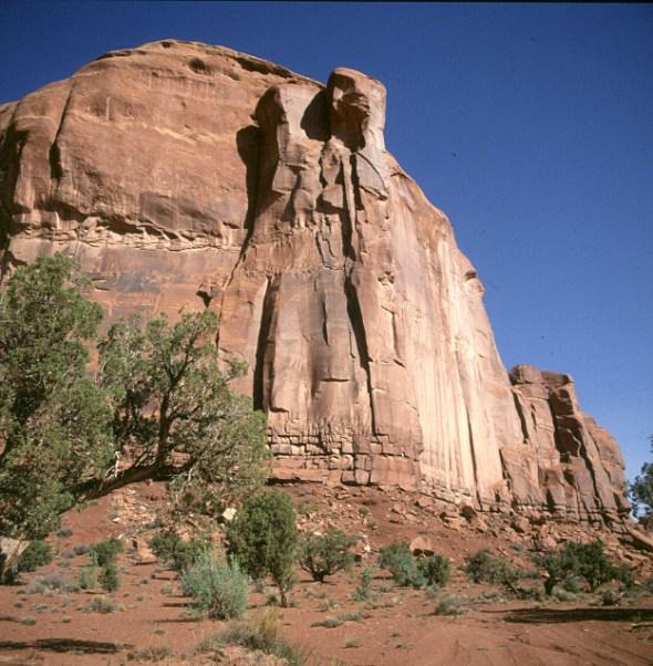 monument-valley-vor finger gottes