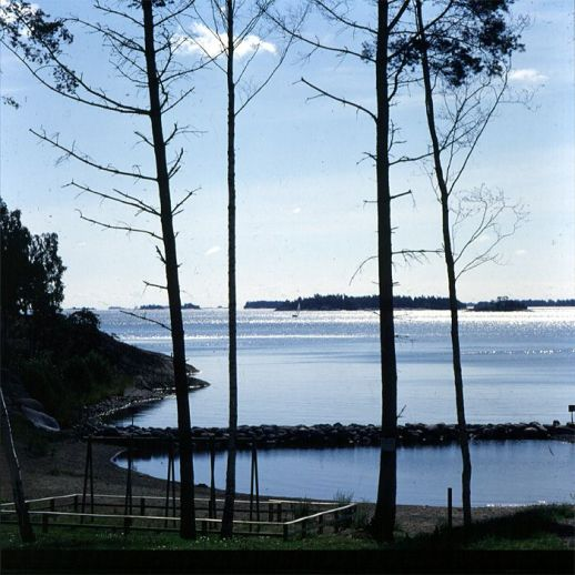 naevekvarn-Fahrt nach Oxelösund gegenan