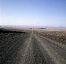 namibia-Ais-Ais - Oranjeriverr 1987