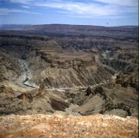 namibia-fish-river-canyon 1987