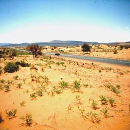 namibia-kalahariwüste 1987