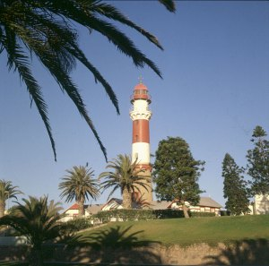 namibia-svakopmund-leuchtturm 1987