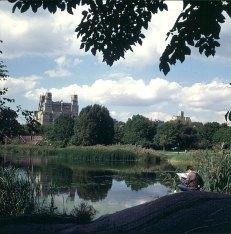 new-york-Idylle im südl. Centralpark 1983