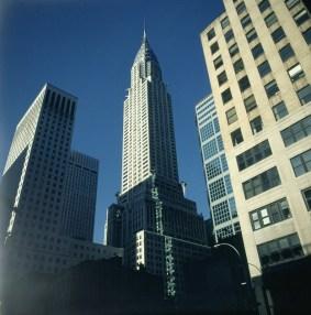 new-york-Chrysler Building - einstiger Glanz 1994