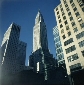 new-york-Chrysler Building - einstiger Glanz 1994