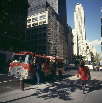 "new-york-""Lady in red"" 1994"