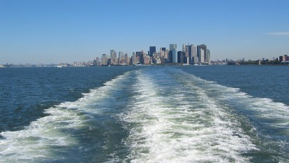 new-york-Staten Island Ferry - ein Muss 2003