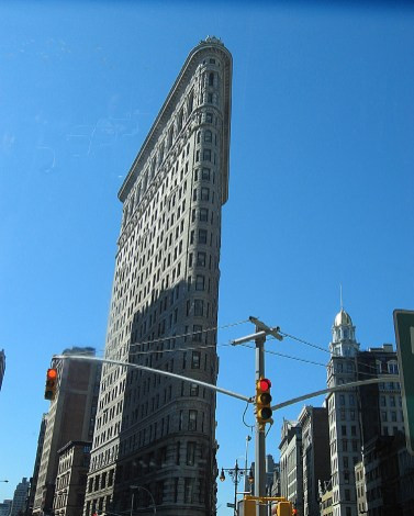 new-york-Flatiron-Building 2003