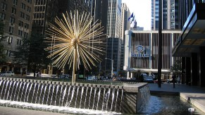 new-york-Freiraum vor Hilton 2003