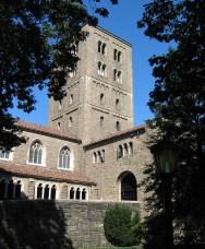 new-york-Klostereingang mit Originalbauteilen 2003