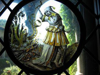 new-york-alte Kirchenfenster 2003