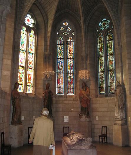 new-york-Französische Originalklosterkirche 2003