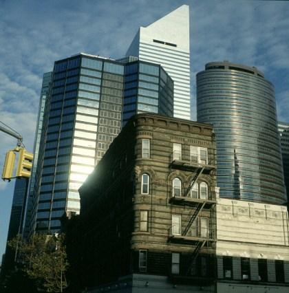 new-york-Alt und Neu im UN-Viertel 1994