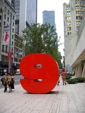 new-york-Hausnummer in 56th Street 2003