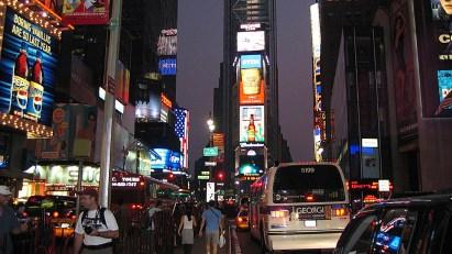 new-york-Timessquare Südende 2003
