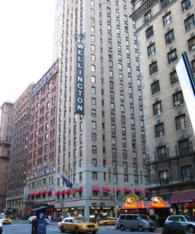 new-york-Hotel Wellington 56th/6.AV