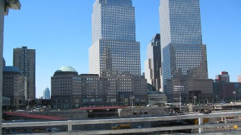 new-york-WTC Blick zum World Financial Center 2003