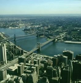 new-york-Blick vom WTC 1994