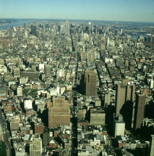 new-york-Blick vom WTC