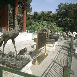 Peking Eingang Sommerpalast 2000