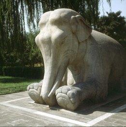 Peking Statuenallee 2000
