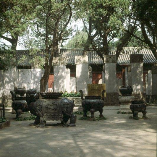 Peking Sommerpalast Schaustücke 2000