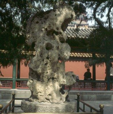 Peking-Sommerpalast magische Steine 2000