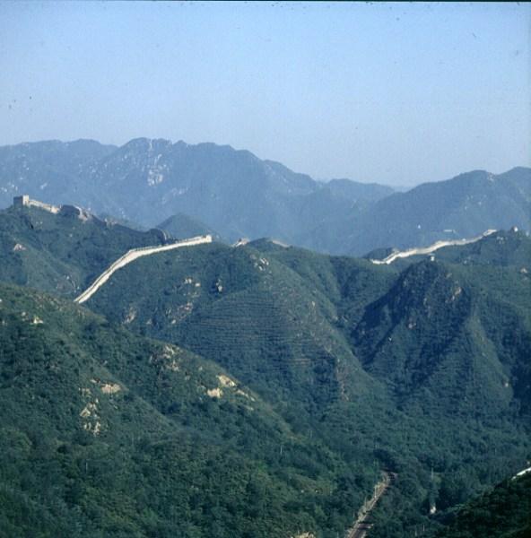 Peking-Chinesische-Mauer 2000