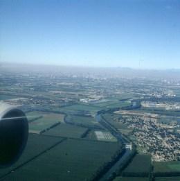 Peking-Anflug 2000