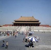 Peking-Kaiserpalast-2.Hof-2000