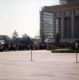 Peking-Maomausoleum 2000