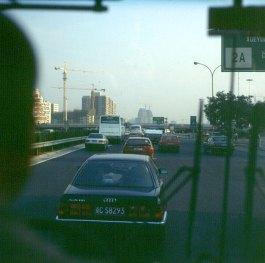 Peking-Audiheck 2000