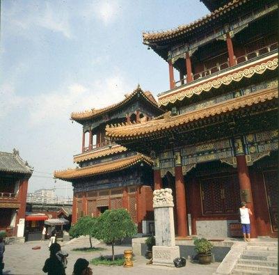 Peking-Buddhatempel 2000