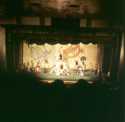 Peking-hist.Theater 2000