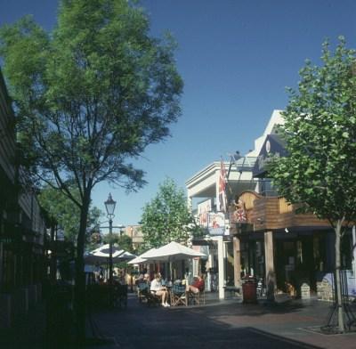 neuseeland-queenstown-zentrum 2001