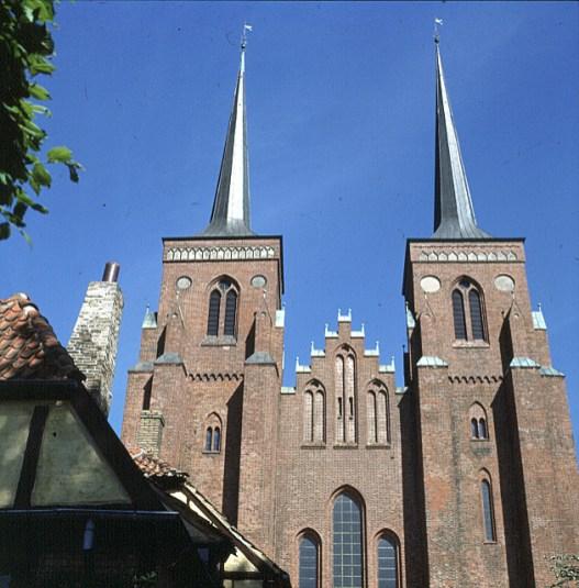 seeland-roskilde-Domkirche