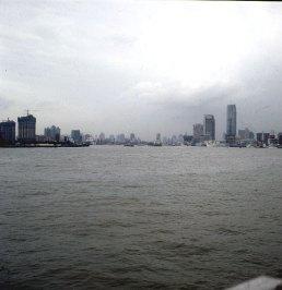 Shanghai-Hafen 2000