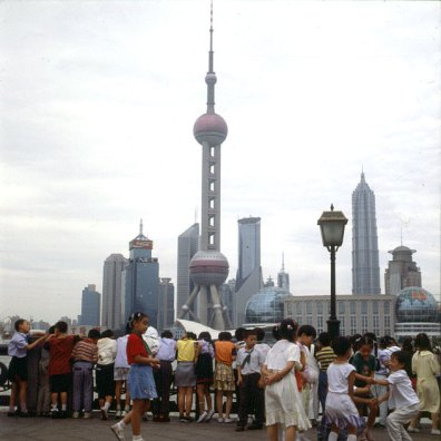 Shanghai-Pudong-Jugendgruppe 2000