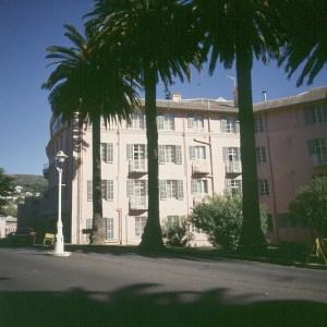 Mount Nelson - Bestes Hotel in Kapstadt 1987