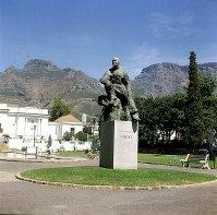 Suedafrika-Smuts-Denkmal 1987