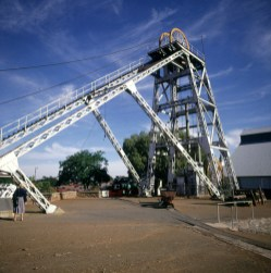 Suedafrika-Kimberley 1987