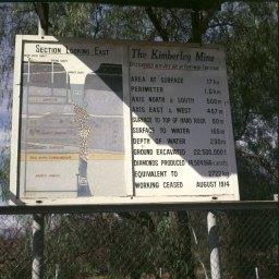 Südafrika-Kimberley 1987