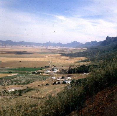 Südafrika-nach Kapstadt 1987
