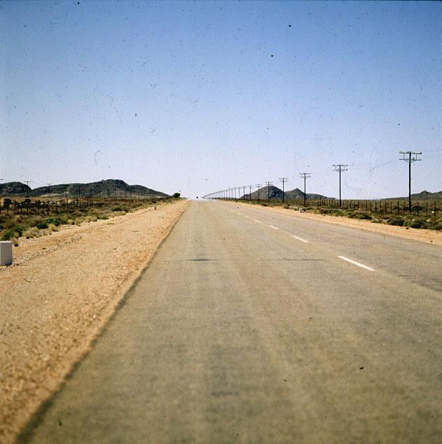Namibia Übergang Südafrika 1987