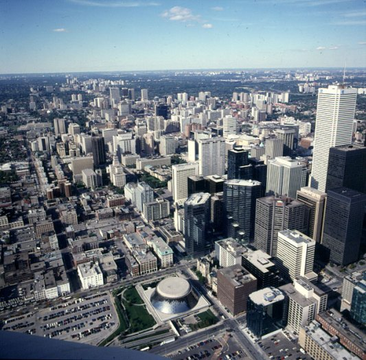 toronto-blick cn-tower