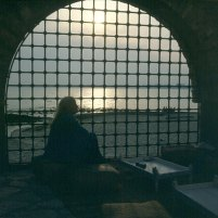 Tunesien-Hammamet-burgcafee 1980