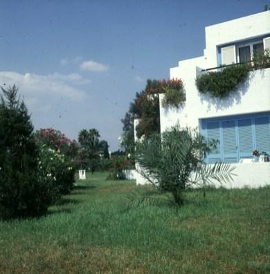 Tunesien-Hammamet-Sheratonbungalow 1996